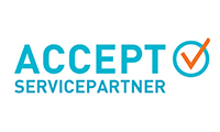 Accept Servicepartner
